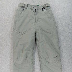 LL Bean Insulated Ski SnowBoard Pants (Youth)